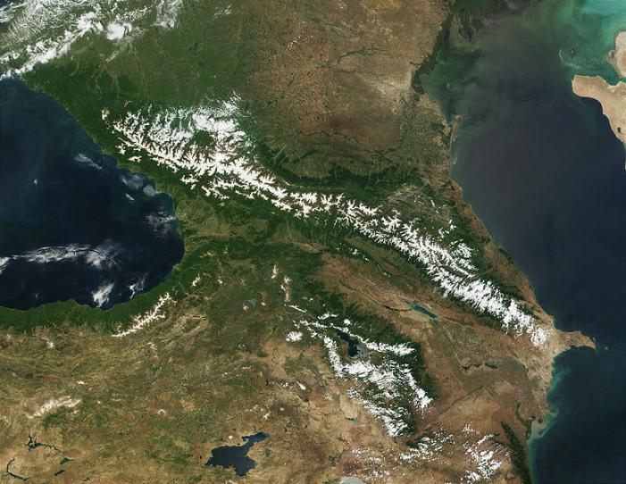 Caucazul – implicatii geopolitice privind Uniunea Europeana