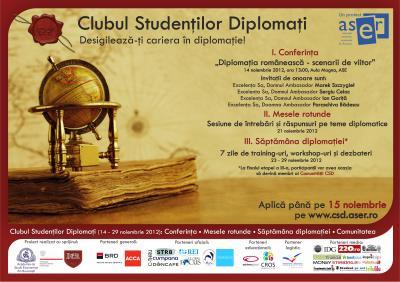 Clubul Studenţilor Diplomaţi