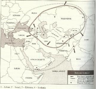 Contextul geo-strategic al Caucazului de Sud şi Mării Negre prin prisma războiului din august 2008