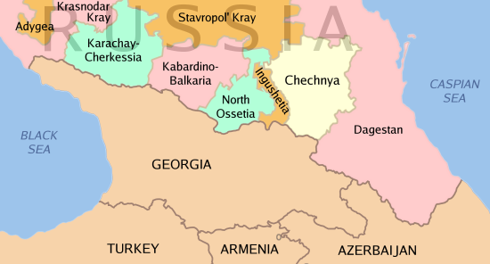 Cecenia – conflictul continuu