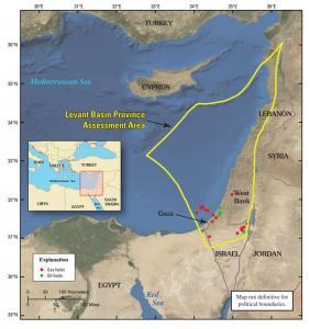 Leviathan în umbra conflictului din Siria