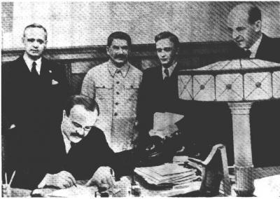 Ribbentrop – Molotov. Importanţa tratatului pentru Uniunea Sovietică