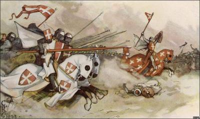 Prima Cruciadă – partea a II-a