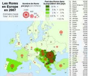 Implicaţii geopolitice ale migraţiei romilor privind spaţiul Schengen
