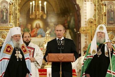 Biserica Ortodoxă Rusă şi implicaţiile sale politice