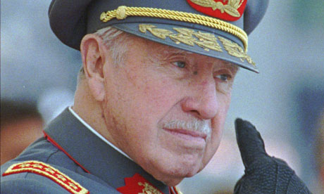 Pinochet – profesorul de geopolitică