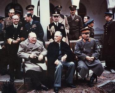 Conferinţa de la Ialta. Obiectivele aliaţilor