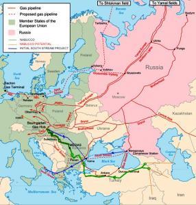 Resursele energetice, binecuvântare şi povară pentru relaţia UE cu Rusia