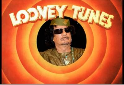 Gaddafi, porumbeii călători și berea spațială