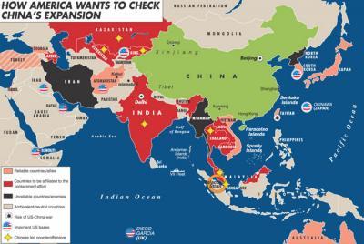 China înlănţuită într-o nouă doctrină a containmentului?!