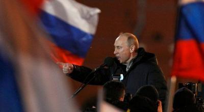 O altă Rusie, acelaşi Putin