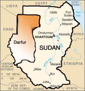 Degradarea mediului – cauză structurală a conflictului din Darfur