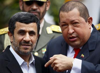 """Venezuela și Iran """"pe drumul luptei împotriva avariției și aroganței imperialismului"""""""
