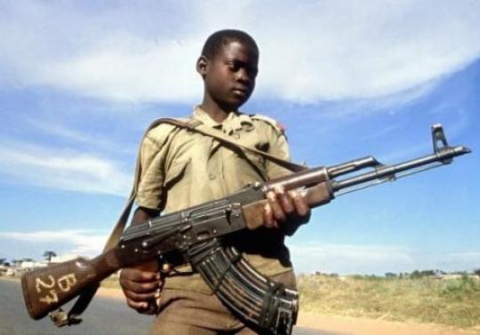 Copii-soldați (II) – Cazul UGANDA