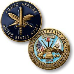 Filosofia doctrinară a relaţiilor publice din cadrul armatei Statelor Unite ale Americii