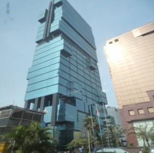 Arhitectură modernă în Jakarta