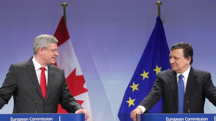 Importanța parteneriatului economic dintre Uniunea Europeană și Canada