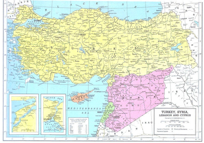 Poziția Turciei în conflictul din Siria