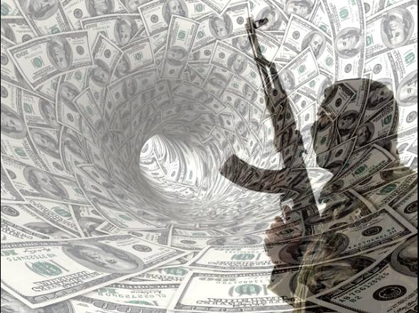 """Finanțarea terorismului, """"călcâiul lui Ahile"""" pentru acest fenomen?"""