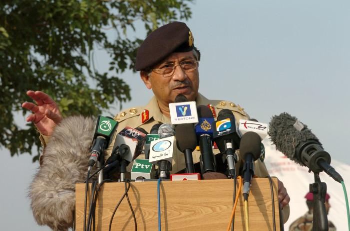 Apusul impunităţii?  Procesul generalului Pervez Musharaff