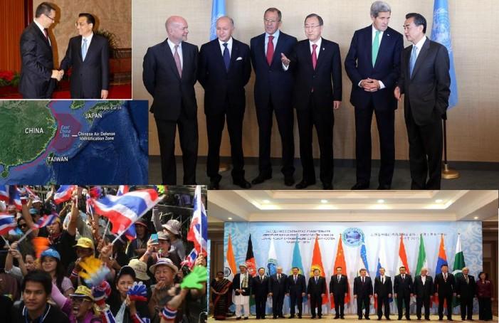 O săptămână geopolitică nebună
