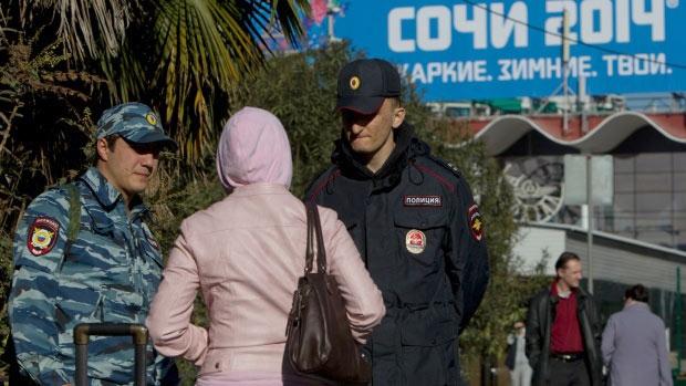 O nouă probă olimpică la Sochi: securitatea Federaţiei Ruse
