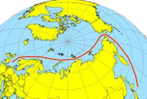 calea maritima de nord