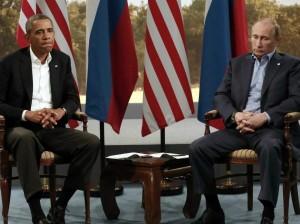 Crimeea - putin, obama