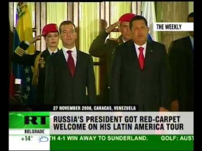 Rusia şi America Latină: considerente geopolitice