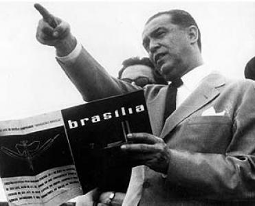 Juscelino Kubitschek de Oliveira şi geopolitica braziliană