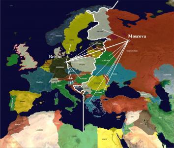 Cooperarea germano-rusă și deschiderea către Est