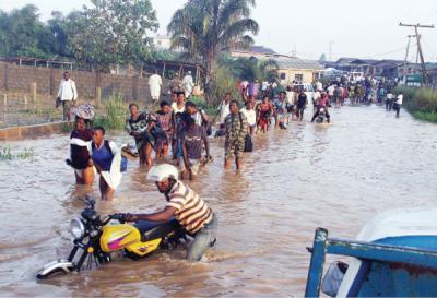 Efectele schimbărilor climatice în Nigeria