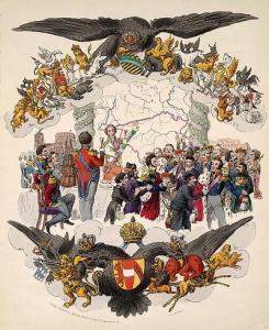 Diplomaţia Valsului şi Echilibrul de Putere în sec. XIX-lea