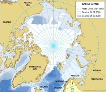 Rusia şi interesele sale strategice în Arctica