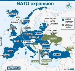 Rusia şi procesul de extindere al NATO