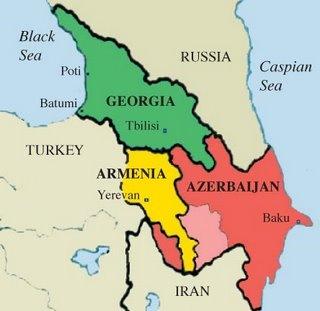 Georgia, Armenia și Azerbaidjan – o scurtă analiză geopolitică