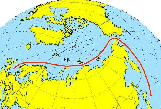 Calea Maritimă de Nord