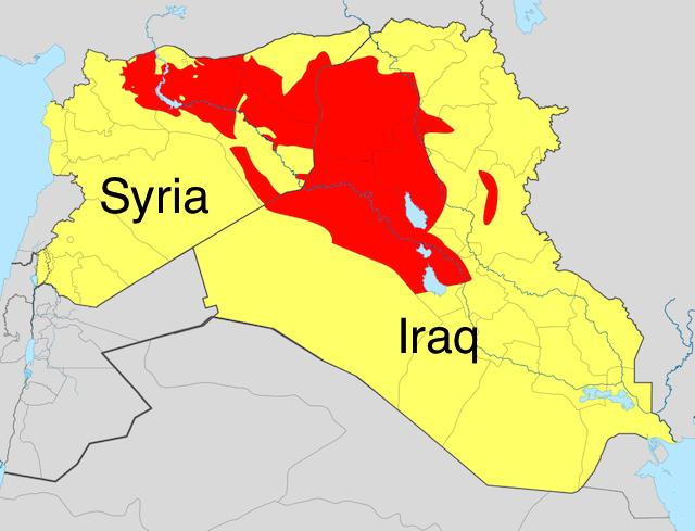 Statul Islamic  – organizare, componență, logistică și finanțare